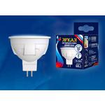 Купить светодиодную диммируемую лампу Uniel LED-JCDR 6W/NW/GU5.3/FR/DIM PLP01WH недорого в интернет-магазине - Москва и регионы | Техпорт