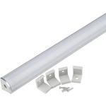 Купить профиль Uniel UFE-K06 Silver/Frozen 200 Polybag недорого в интернет-магазине - Москва и регионы | Техпорт
