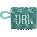 Купить портативную колонку JBL GO 3 (JBLGO3TEAL) teal недорого в интернет-магазине - Москва и регионы | Техпорт