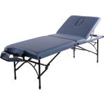 Купить Складной массажный стол Vision Fitness Apollo Deluxe Синий Агат (Agate Blue)