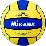 Купить Мяч для водного поло Mikasa W6009C, размер женский, цвет желто-синий