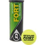 Купить Мячи теннисные Dunlop Fort All Court