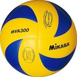 Купить Мяч волейбольный Mikasa MVA300 (р. 5)