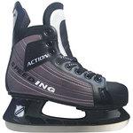 Купить Коньки хоккейные Action PW-216DN р. 42
