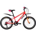 Купить Велосипед Black One Ice Girl 20 розово-желтый