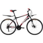 Купить Велосипед Challenger Agent 26 D черно-красный 18''