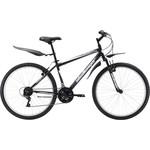 Купить Велосипед Challenger Agent 26 черно-серый 18''
