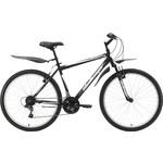 Купить Велосипед Challenger Agent Lux 26 черно-серый 18''