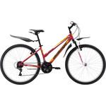 Купить Велосипед Challenger Alpina 26 розово-желтый 14.5