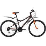 Купить Велосипед Stark Slash 26.1 V черно-оранжевый 18