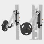 Купить Рычаги для жима силовой рамы Matrix MEGA Power Rack MAGNUM OPT17R
