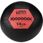 Купить Мяч Body Solid тренировочный мягкий WALL BALL 14LB (6,34 кг) BSTSMB14