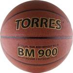 Купить Мяч баскетбольный Torres матчевый BM900 р.5 (синтетическая кожа)