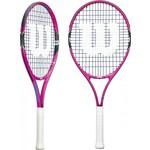 Купить Ракетка для большого тенниса Wilson Burn Pink 25 GR00