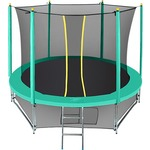 Купить Батут Hasttings Classic Green (3,66 м)/12 FT с сеткой