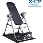 Купить Инверсионный стол Z-UP 3 (серебряная рама, черная спинка)