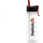 Купить Бутылка для воды Reebok RABT-P65CLWORD 0,65 Clear Wordmark