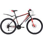 Купить Велосипед Black One Hooligan 26 D чёрный- красный- белый 20