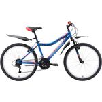 Купить Велосипед Challenger Cosmic 24 синий- красный- чёрный