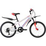 Купить Велосипед Challenger Cosmic 20 белый- красный- синий