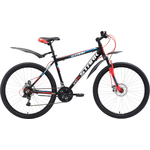 Купить Велосипед Stark 18 Tank 26.1 D чёрный- красный- синий 16