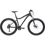 Купить Велосипед Stark 18 Tactic 27.5 + HD чёрный- оранжевый- голубой 17