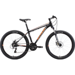 Купить Велосипед Stark 18 Tactic 26.4 D чёрный- оранжевый- серый 18