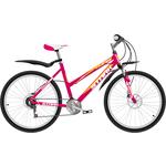 Купить Велосипед Stark 18 Luna 26.1 V розовый- жёлтый- белый 18