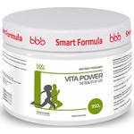 Купить Витаминно-минеральный комплекс BBB Vita Power c L-carnitine чёрная смородина 345 г