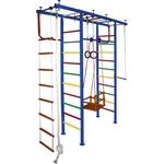 Купить Детский спортивный комплекс Вертикаль 11М (ПВХ-покрытие)
