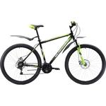 Купить Велосипед Black One Onix 26 Alloy чёрный/тёмно-серый/серый 18