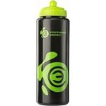 Купить Спортивная бутылка Спортивный Элемент Нефрит S12-1000 черный