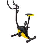 Купить Велотренажер DFC B8012 черно - желтый