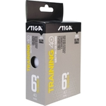 Купить Мяч для настольного тенниса Stiga Training ABS (1110-2610-06) 6 шт