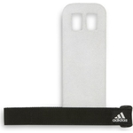 Купить Накладки на ладонь для захвата Adidas ADAC-13151 кожа - размер S/M (пара)