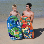 Купить Доска надувная Bestway для плавания с ручками (42008) 99х51см