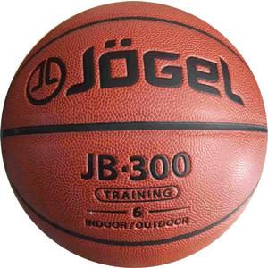 Мяч баскетбольный JOGEL JB-300 р.6 отзывы покупателей специалистов владельцев  - купить со скидкой
