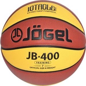 Мяч баскетбольный JOGEL JB-400 р.7 отзывы покупателей специалистов владельцев  - купить со скидкой