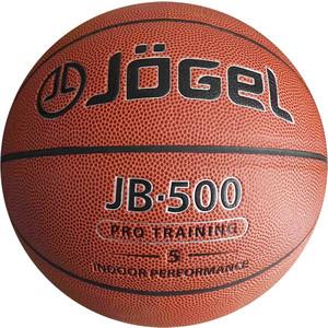 Мяч баскетбольный JOGEL JB-500 р.5 отзывы покупателей специалистов владельцев  - купить со скидкой