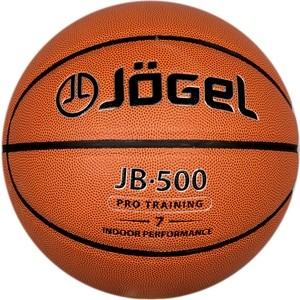 Мяч баскетбольный JOGEL JB-500 р.7 отзывы покупателей специалистов владельцев  - купить со скидкой