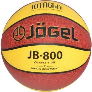 Мяч баскетбольный JOGEL JB-800 р.7 отзывы покупателей специалистов владельцев  - купить со скидкой