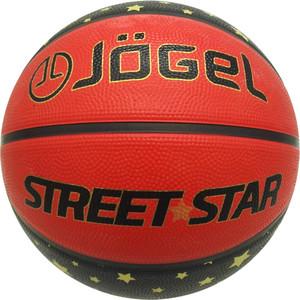 Мяч баскетбольный JOGEL Street Star р.7 отзывы покупателей специалистов владельцев  - купить со скидкой