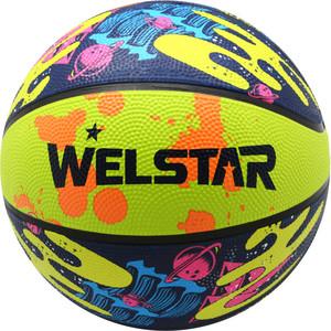 Мяч баскетбольный Welstar BR2814D-5 р.5 отзывы покупателей специалистов владельцев  - купить со скидкой