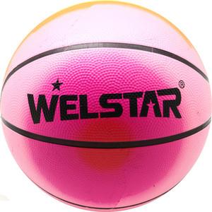 Мяч баскетбольный Welstar BR2828-7 р.7 отзывы покупателей специалистов владельцев  - купить со скидкой