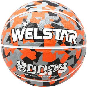 Мяч баскетбольный Welstar BR2843-1 р.7 отзывы покупателей специалистов владельцев  - купить со скидкой