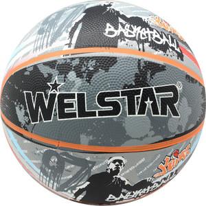 Мяч баскетбольный Welstar BR2894C р.7 отзывы покупателей специалистов владельцев  - купить со скидкой