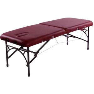 Складной массажный стол Vision Fitness Apollo I Бордовый (Wine)  - купить со скидкой
