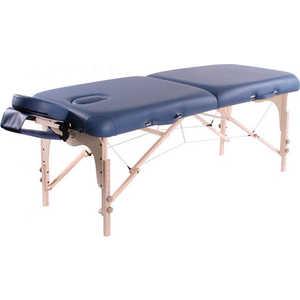 Складной массажный стол Vision Fitness Juventas II Синий агат (Agate Blue)  - купить со скидкой