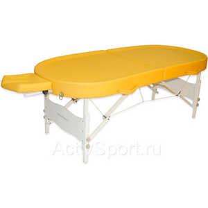 Складной массажный стол Vision Fitness Ayurveda Spice купить недорого низкая цена  - купить со скидкой