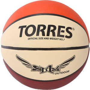 Мяч баскетбольный Torres Slam (арт. B00067) отзывы покупателей специалистов владельцев  - купить со скидкой